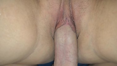 Riding Creampie