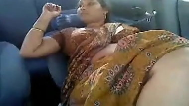 Mallu aunty has hot sex