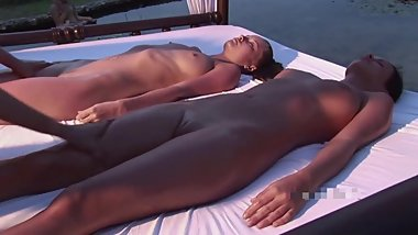BEST THAI MASSAGE AND TWO GORGEOUS TEEN MODELS