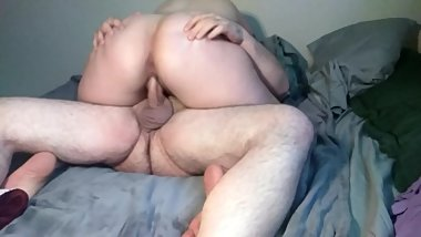 Perfect Penelope rides and orgasms again and again MILF! BIG ASS! Craves big dick! REAL ORGASMS!